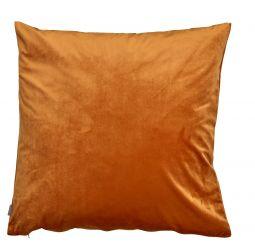 Kuddfodral Sammet cognac 50x50cm Mogihome