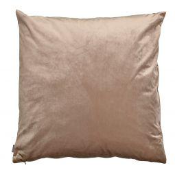 Kuddfodral Sammet sand 50x50cm Mogihome