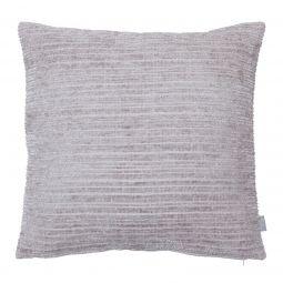 Kuddfodral Chester ljusgrå 50x50cm Mogihome