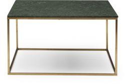 Marble Lampbord 50cm grön/mässing