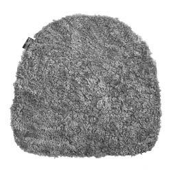 Fårskinnssits Oz Scand.Grey 38x40cm