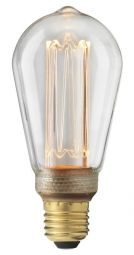 PR Home Future LED-lampa E27 3,5W 65mm