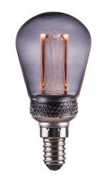 PR Home Future LED Smoky E14 2,3W 45mm