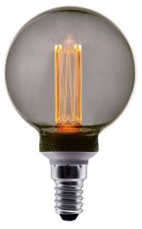 PR Home Future LED Smoky E14 2,3W 80mm