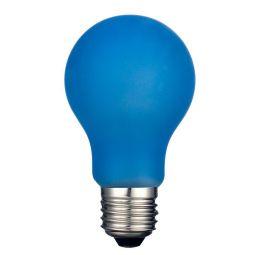 Interior LED Normal Blå E27 60mm 4W PR Home