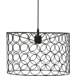 PR Home Ring taklampa svart 40cm