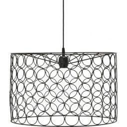 PR Home Ring taklampa svart 50cm