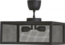 Grid Plafond/Taklampa svart 35cm