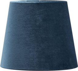 PR Home Lampskärm Mia Sammet blå 20cm