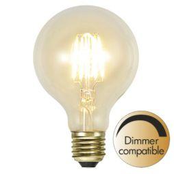 LED lampa Klar filament E27 Soft Glow