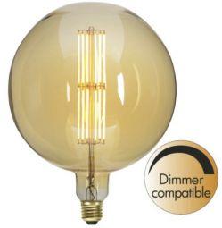 Decoration LED Lampa 200mm 10W E27 Dimbar