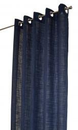 Arvidssons Textil Norrsken öljettlängd 140x240cm 1st blå