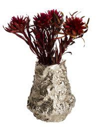 Mogihome Palette Vas Stor silver 18x14cm