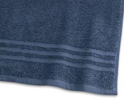 Badlakan Basic Frotté marinblå 90x150cm