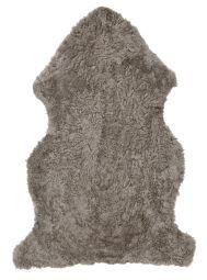 Skinnwille korthårigt fårskinn Curly sahara 95cm
