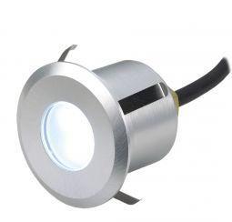 Lightson Lightson Terra decklight 0,5W silver