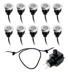 Lightson Lightson Spectrum decklight startpaket 10-pack