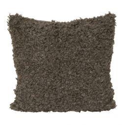 Dora Kuddfodral brun 45x45cm