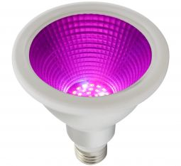 Växtlampa Grow LED 12W IP65 E27 PR Home