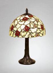 Nostalgia Design Vildros Tiffany bordslampa 35cm