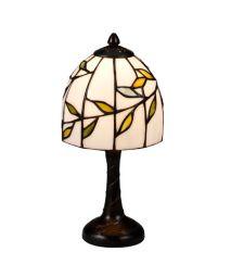 Nostalgia Design Björk Tiffany bordslampa 30cm
