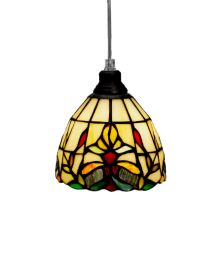Nostalgia Design Lilja Tiffany fönsterlampa 13cm