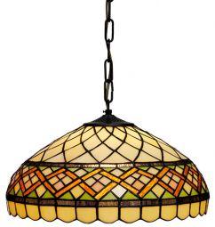Nostalgia Design Retro Tiffany taklampa 40cm