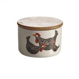 Keramikburk Hönan Doris ø10,2cm