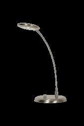 Moto Bordslampa stål/krom 43cm