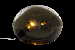 Globus Bordslampa rökgrå 24cm