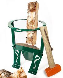 Wood Splitter paket vedklyv 18,5cm + slägga