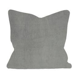 Svanefors Kuddfodral Chelly grå 60x60cm