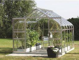 Växthus Vitavia Diana alu/glas 2,6x3,2m / 8,3m²