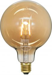 LED lampa E27 Plain Amber 2000K 0,75W