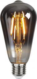 LED lampa E27 ST64 Plain Smoke 2100K 1,8W