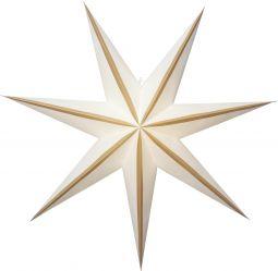 Pappersstjärna Randi guld Star Trading