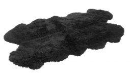 Fårskinnsfäll Maori Quartetto Black Skandilock