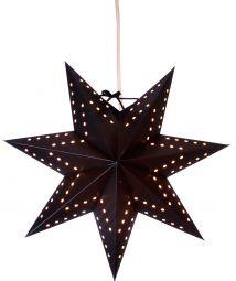 Bobo svart hängande stjärna