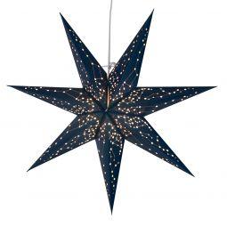 Adventsstjärna Galaxy frilagd