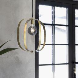 PR Home Stratosphere fönsterlampa guld 25cm