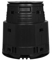 Greenline kompostbehållare varmkompost Master Plus 375L svart