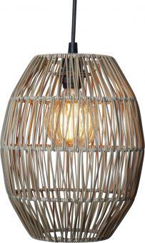 Linde Lampskärm utomhus gråbeige 30cm Star Trading