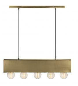 Markslöjd Couture taklampa antikfärgad 12cm