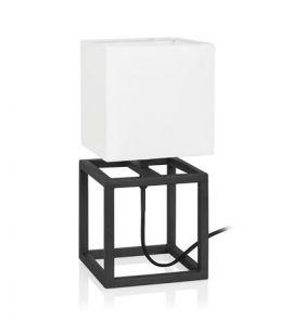Markslöjd Cube Bordslampa svart/vit 33cm