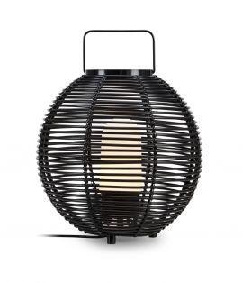Sage Bordslampa utomhus svart 50cm