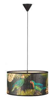 Victorian Taklampa svart 50cm