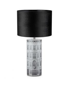 Ichi Bordslampa grå 64cm