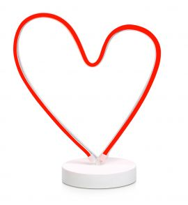 Markslöjd Vegas LED hjärta dekoration