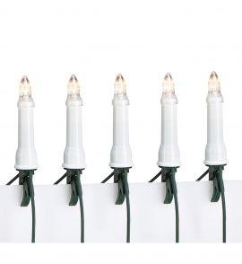 Markslöjd Tradition julgransbelysning utomhus 20 lampor