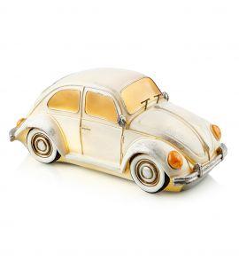 Markslöjd Nostalgi Wolksvagen bil med ljus 26cm